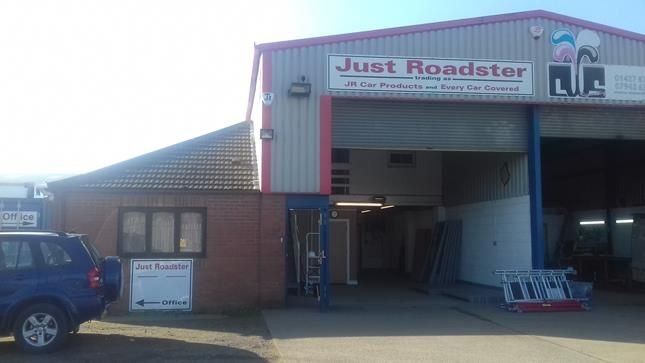 Thumbnail Industrial to let in Units 1 & 3, Sandtoft Industrial Estate, Sandtoft Road, Belton, Doncaster, South Yorkshire