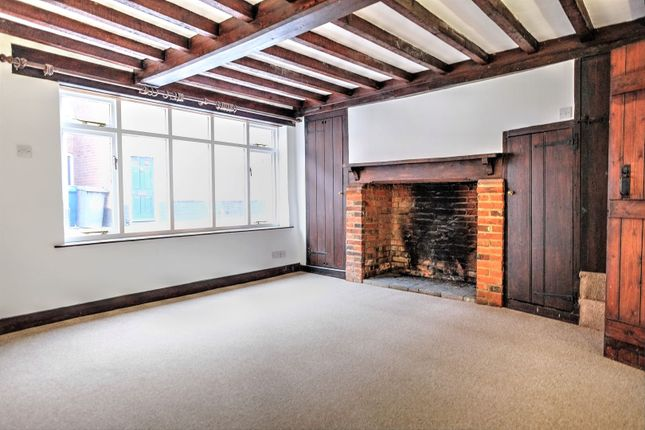 Living Room of Church Street, Southwold IP18