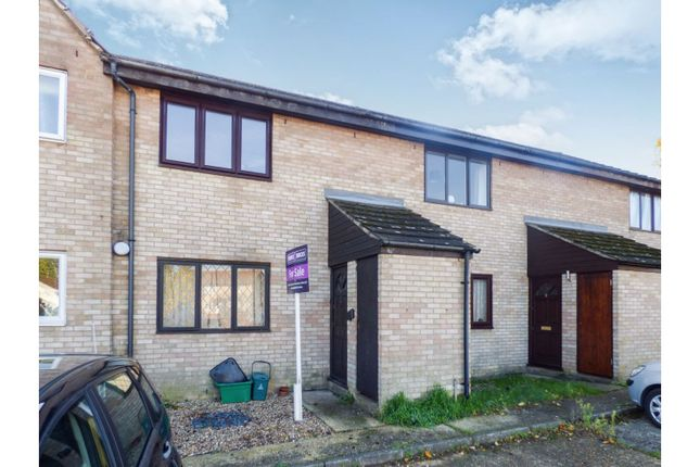 Thumbnail Maisonette for sale in Sioux Close, Colchester