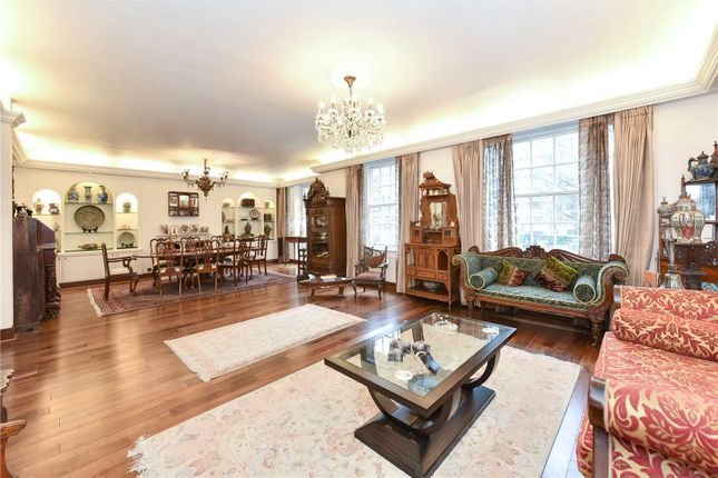Thumbnail Flat for sale in Eyre Court, 3-21 Finchley Road, St. John's Wood, London