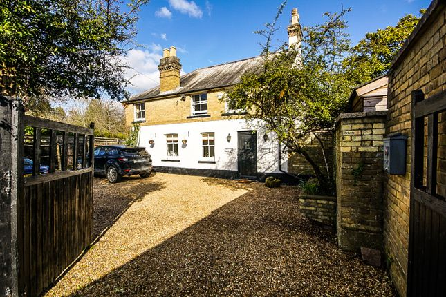 Thumbnail Detached house for sale in West End Lane, Pinner