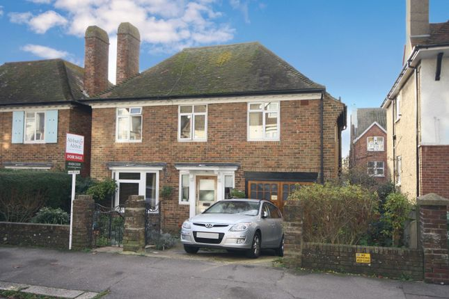 Thumbnail Detached house for sale in Jameson Road, Bexhill-On-Sea