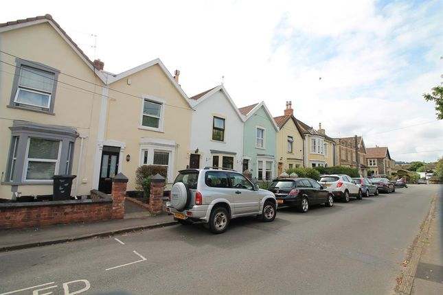 Thumbnail Terraced house to rent in Springfield Road, Pill, North Somerset