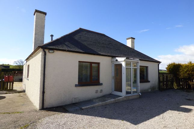 Thumbnail Detached bungalow for sale in Newtonhill, Stonehaven