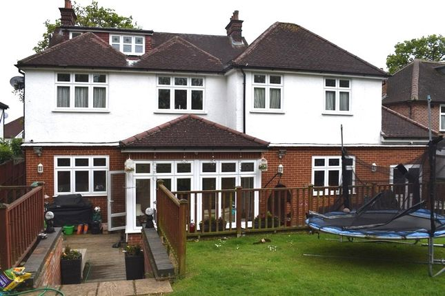 Thumbnail Detached house to rent in Elms Road, Harrow Weald