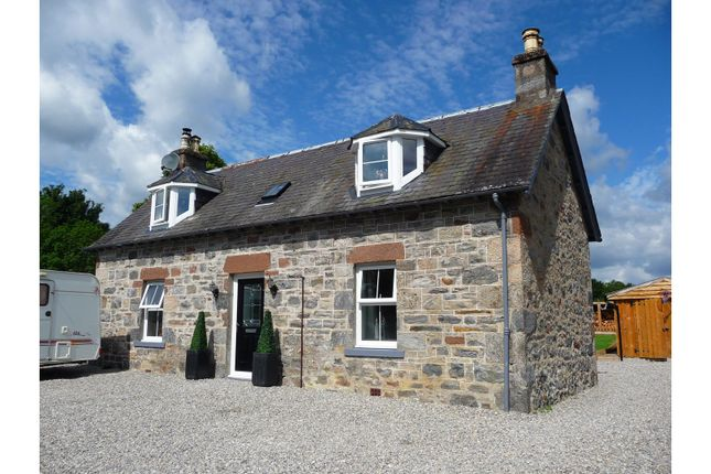Thumbnail Cottage for sale in Lewiston, Inverness