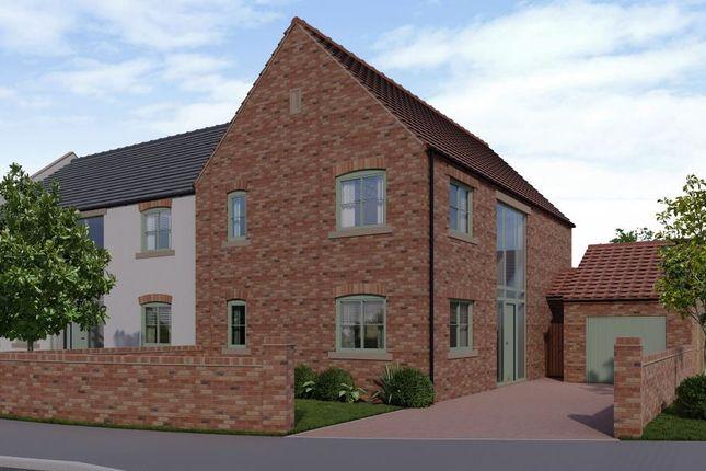 3 bed semi-detached house for sale in Plot 3 Yew Tree Farm, Marton Cum Grafton YO51