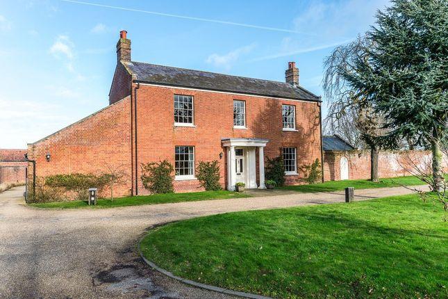 Thumbnail Detached house for sale in Lynn Road, Sculthorpe, Fakenham