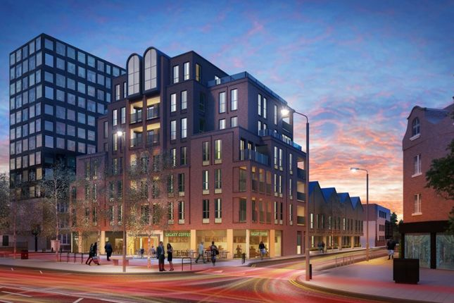 Thumbnail Flat for sale in King Street, Hammersmith