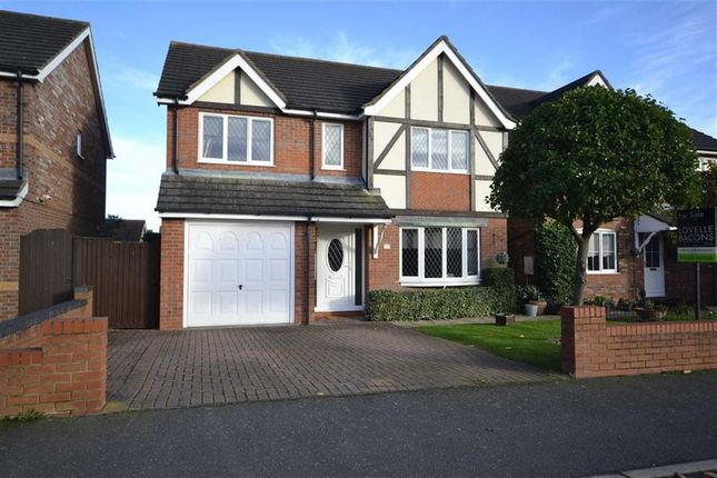 Thumbnail Property for sale in Albery Way, New Waltham, Grimsby