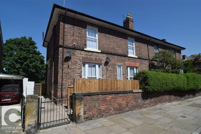 Thumbnail Flat to rent in 70 Balls Road, Oxton, Birkenhead, Merseyside