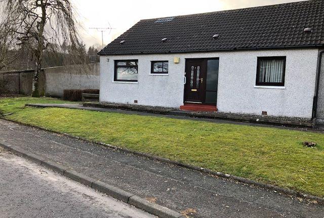 2 bed terraced bungalow for sale in Craigielands Park, Beattock DG10