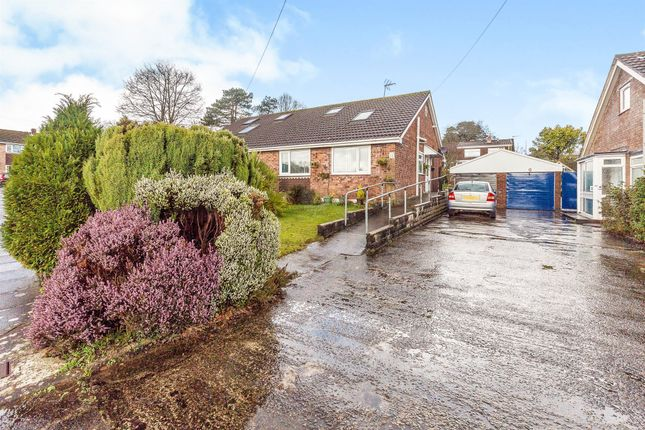 Thumbnail Semi-detached bungalow for sale in Parc Y Felin, Creigiau, Cardiff