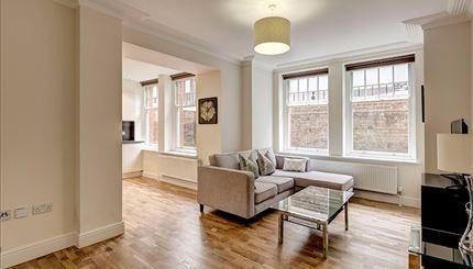 Flat to rent in Hamlet Gardens, Hammersmith