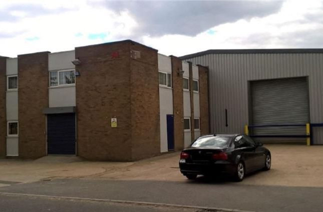 Thumbnail Light industrial to let in Unit A1, Park Motherwell Way, West Thurrock, Grays, Essex