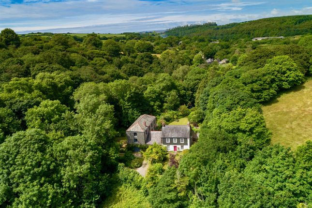 Detached house for sale in Idless, Truro