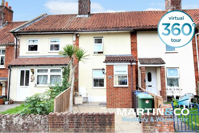 Thumbnail Terraced house to rent in Alfred Street, Westbury