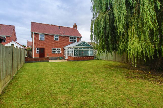 4 bed detached house for sale in Edward Marke Drive, Langenhoe, Colchester