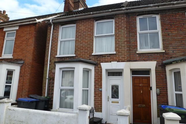 Thumbnail Terraced house to rent in Lawrence Green, Ashley Road, Salisbury