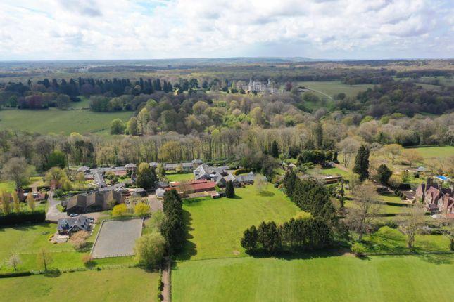 Thumbnail Bungalow for sale in Home Farm, Little Gaddesden, Berkhamsted, Hertfordshire