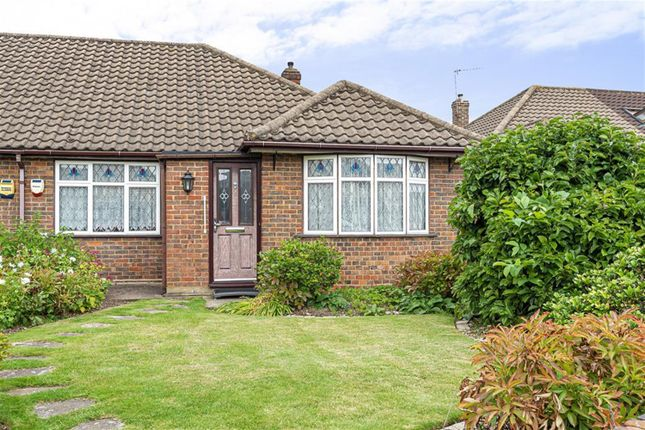 Thumbnail Semi-detached bungalow for sale in Westacott, Hayes, Middlesex