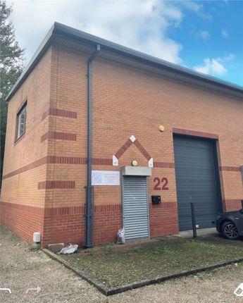 Thumbnail Industrial to let in Unit Ashmount Enterprise Park, Flint, Flintshire