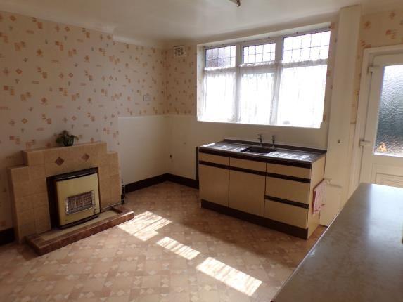 Kitchen of Darby Road, Grassendale, Liverpool, Merseyside L19