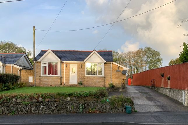 Detached bungalow for sale in Llandissilio, Clynderwen