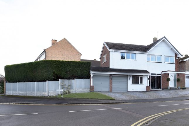 Thumbnail Detached house for sale in Vernon Close, West Midlands