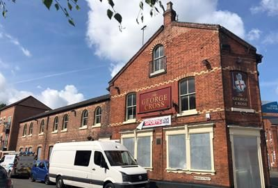 Thumbnail Pub/bar for sale in George Cross, 12 Boyer Street, Derby, Derbyshire