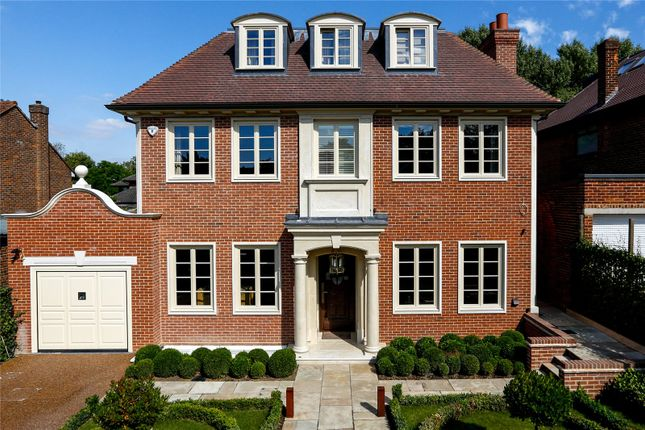 Thumbnail Detached house for sale in Lambourne Avenue, Wimbledon Village