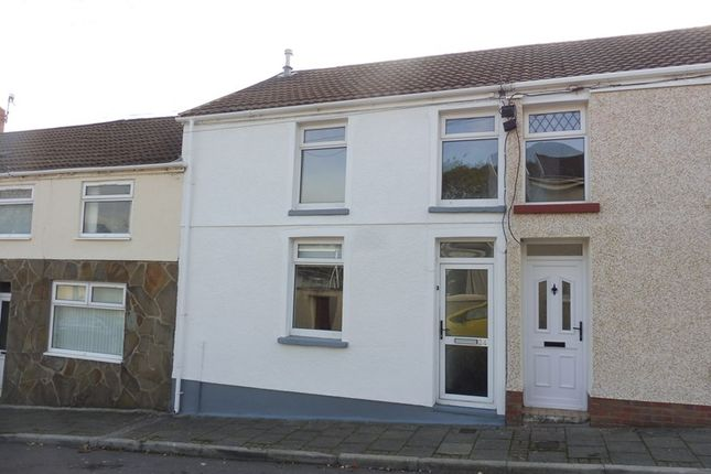 Thumbnail Terraced house for sale in Gwawr Street, Aberaman, Aberdare