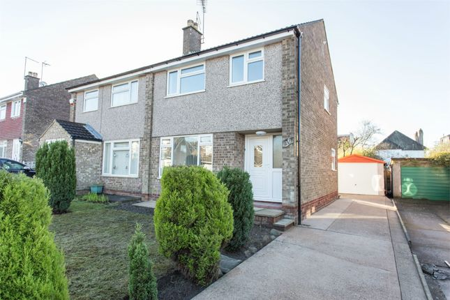 Thumbnail Semi-detached house to rent in Sunningdale Avenue, Moortown, Leeds, West Yorkshire