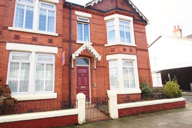Thumbnail Semi-detached house to rent in Priory Road, Anfield, Liverpool