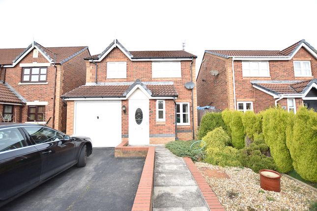Thumbnail Detached house to rent in Usk Avenue, Thornton-Cleveleys