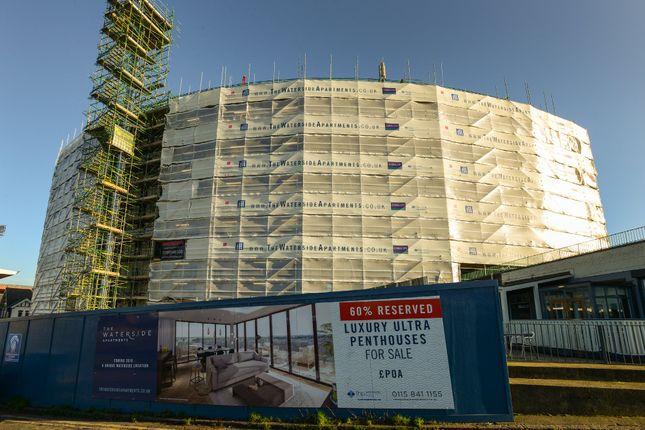 Thumbnail Flat for sale in Pavilion Road, West Bridgford, Nottingham