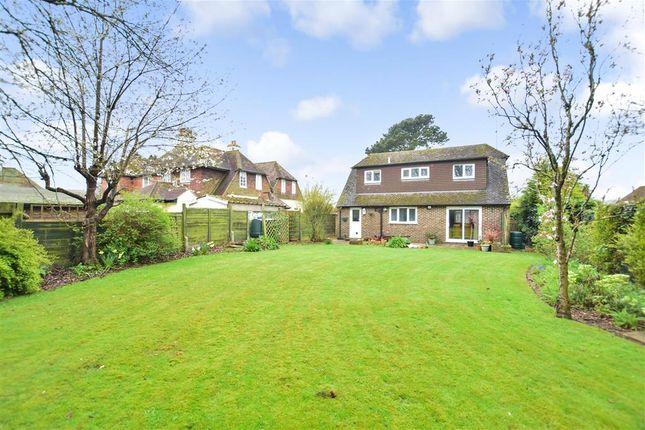 Thumbnail Detached house for sale in Storrington Road, Thakeham, West Sussex