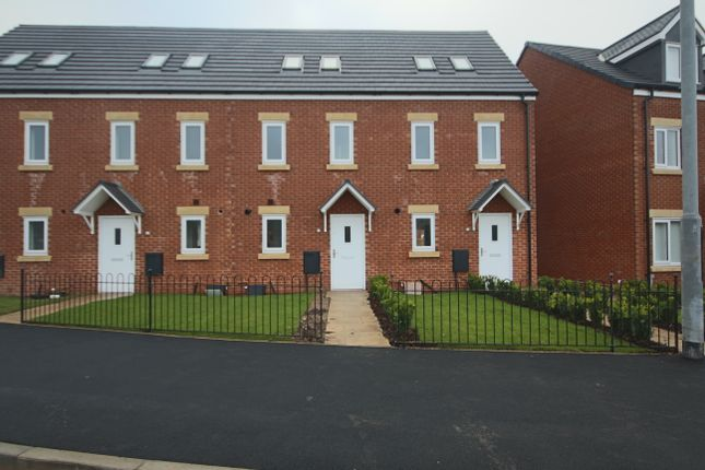 Thumbnail Mews house to rent in Brookwood Way, Buckshaw Village, Chorley