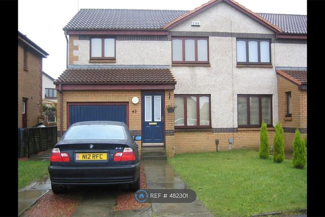 Thumbnail Semi-detached house to rent in Bishopsgate Road, Glasgow