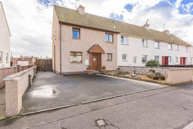 Thumbnail End terrace house for sale in Rutland Crescent, Montrose