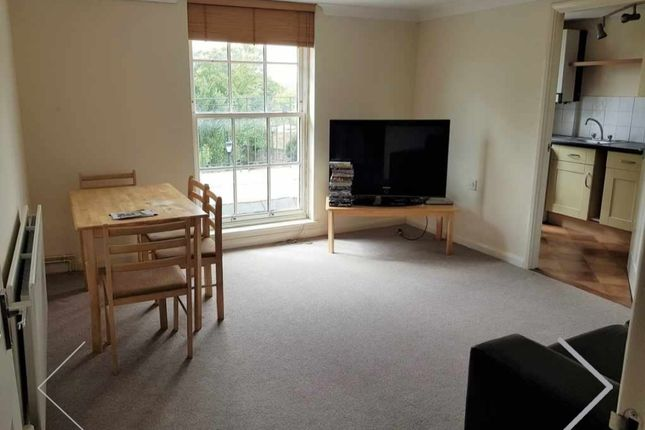 Thumbnail Flat to rent in Parkside Lodge, Slough