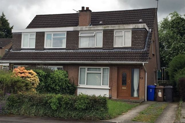 Thumbnail Semi-detached house to rent in Trossachs Drive, Dunmurry, Belfast