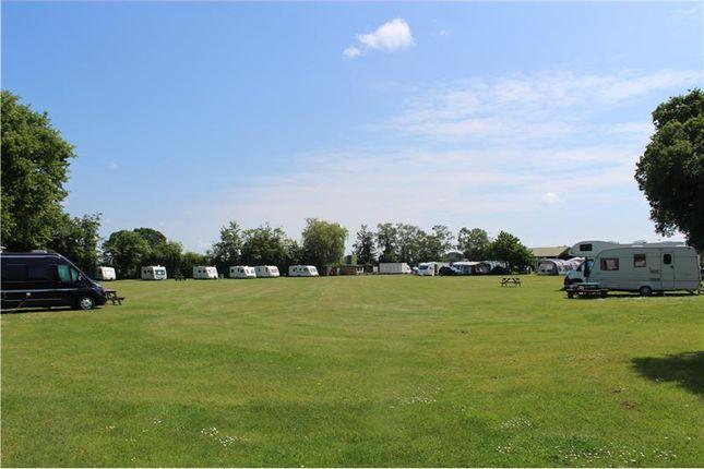 Green Pastures Caravan Park, Whitemoor Lane, Ower, Romsey, Hampshire, UK SO51