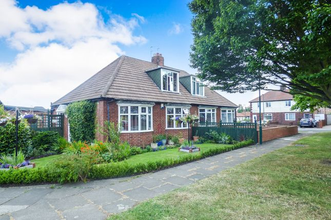 Thumbnail Bungalow for sale in Duchess Crescent West, Jarrow