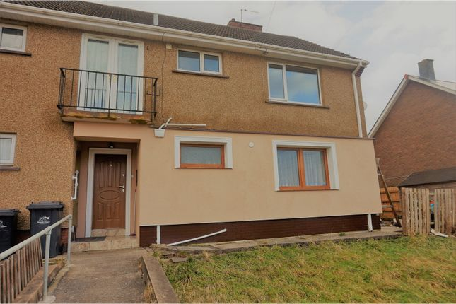 Thumbnail Flat for sale in Aneurin Avenue, Newport