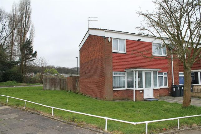 Thumbnail End terrace house for sale in The Leverretts, Handsworth, Birmingham