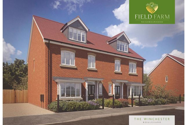 Thumbnail Semi-detached house for sale in Field Farm, Ilkeston Road, Stapleford