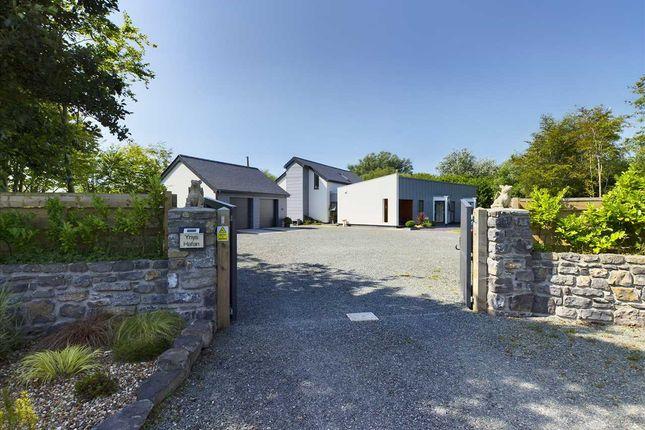 Thumbnail Detached house for sale in Ynys Hafan, Penlon, Newborough