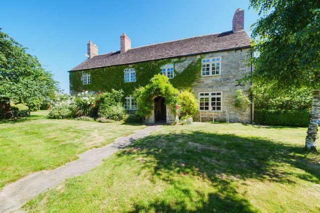 Thumbnail Detached house for sale in Luddington, Peterborough