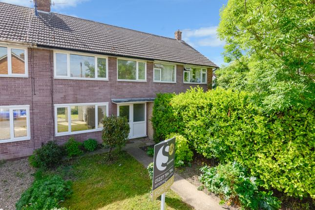 3 bed terraced house for sale in Priory Of St. Jacobs, Canterbury
